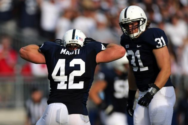 Penn State Football: Winners and Losers from the Navy Game