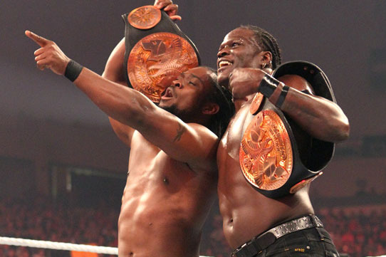 WWE Night of Champions 2012: Power Ranking Every WWE Championship