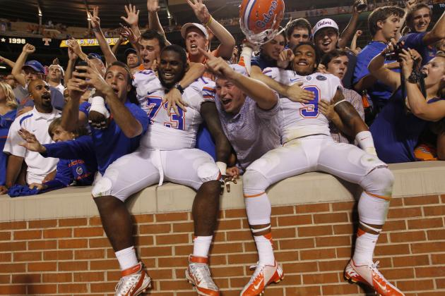 Florida Football: 10 Things We Learned from the Gators Win vs. the Volunteers