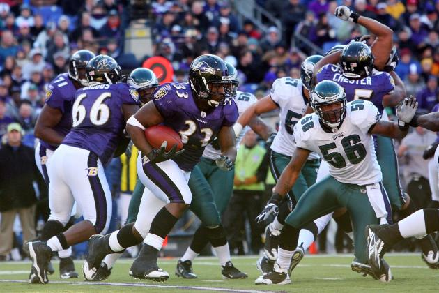 Eagles vs. Ravens: Final Report Card, Player Grades for Philadelphia