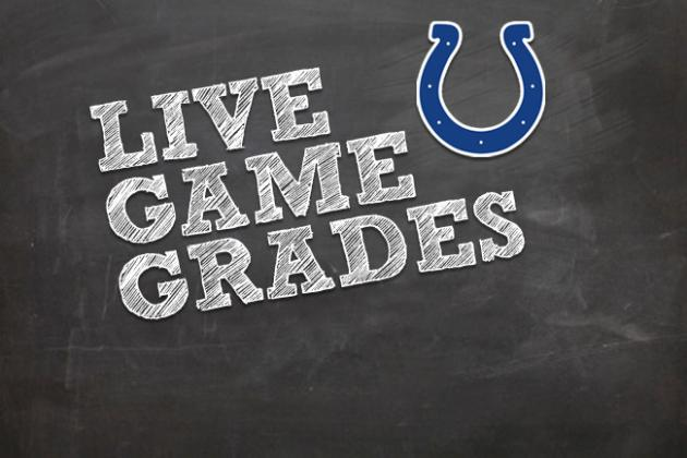 Vikings vs Colts: Final Report Card, Player Grades for Indianapolis