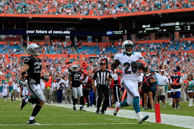 Raiders vs. Dolphins: Final Report Card, Player Grades for Miami