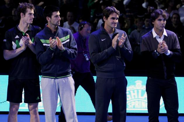 Tennis 2012: Revisiting All the Grand Slam Champions