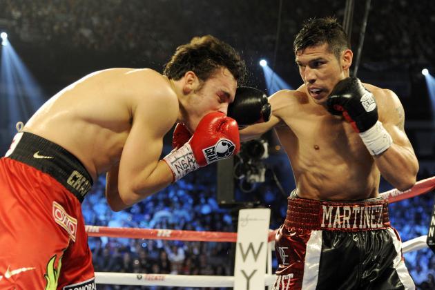Julio Cesar Chavez Jr. vs. Sergio Martinez: Reasons Martinez Will Take a Rematch