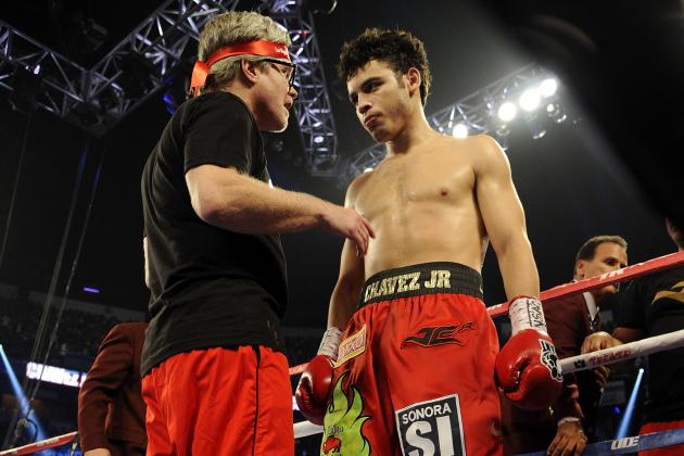 Julio Cesar Chavez Jr.'s Next Move After Defeat to Sergio Martinez