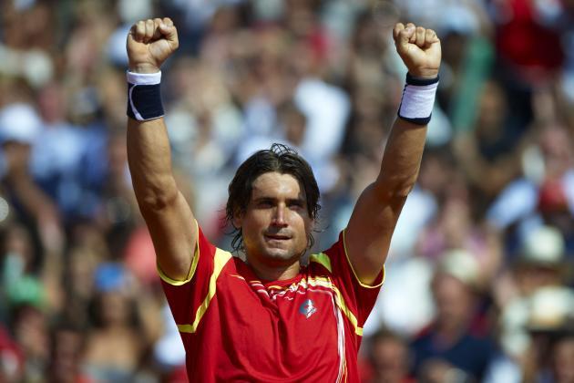 2012 Davis Cup World Group Semifinals and World Group Playoffs Recap