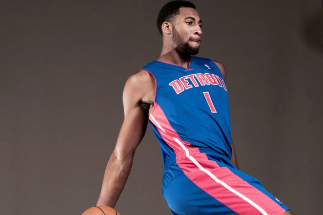 Detroit Pistons: Ideal Player Comparisons for Young Players