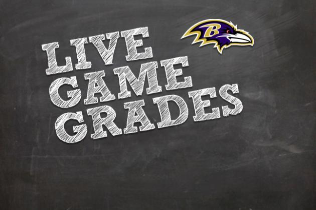 Ravens vs. Eagles: Live Week 2 Report Card for Baltimore