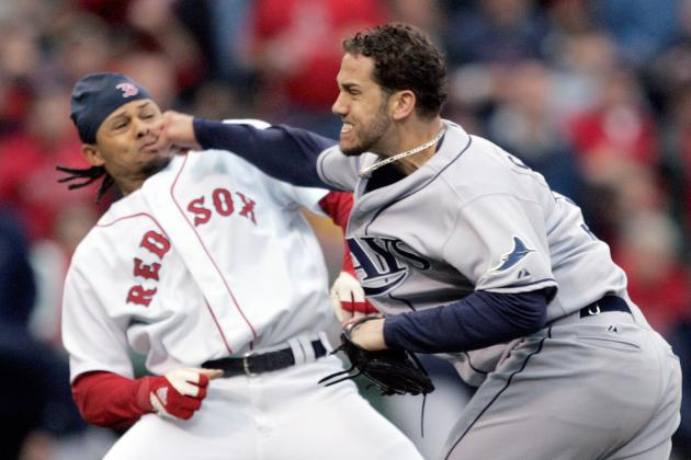 Baseball's 15 Best Bench-Clearing Brawls of the Last 15 Years