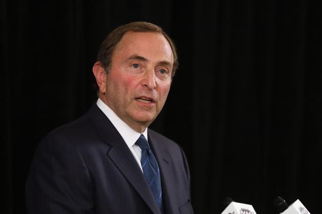 NHL Lockout: Gary Bettman and the Five Biggest Villians of the NHL Lockout