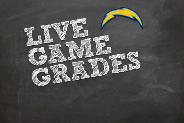 Titans vs. Chargers: Instant Grades and Analysis for San Diego's Week 2 Game