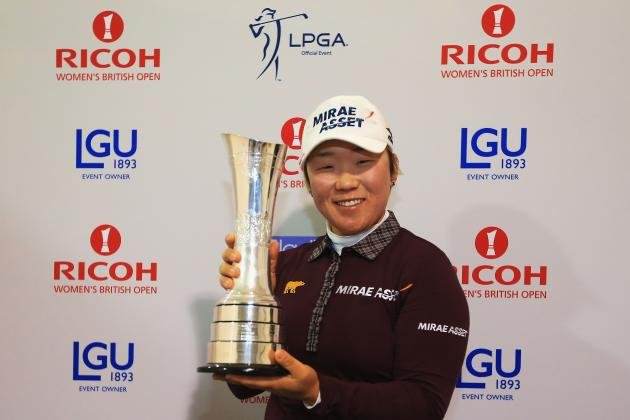 LPGA: Jiyai Shin's Victory and 5 Things We Learned from the Women's British Open