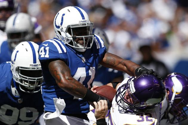 Vikings vs. Colts: 9 Things We Learned from Minnesota's 23-20 Loss