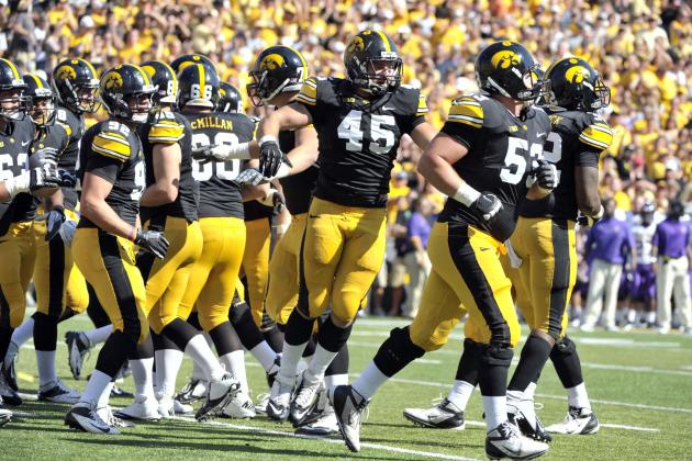 Iowa Football: Winners and Losers from the Week 3 Game Against Northern Iowa