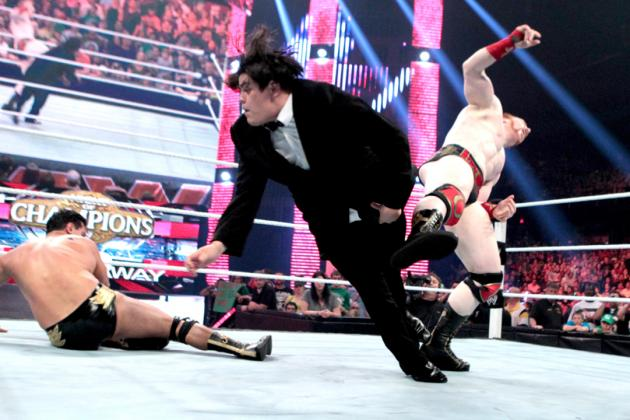 WWE Night of Champions 2012: Sheamus' Brogue Kick Banned, Other Scary Finishers