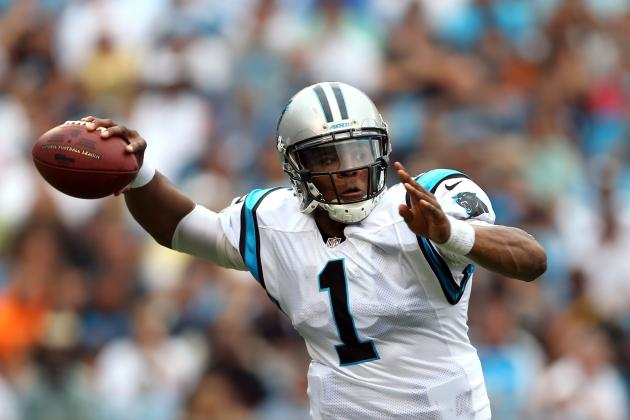 Carolina Panthers Week 2 Awards: MVP, LVP and Top Rookie