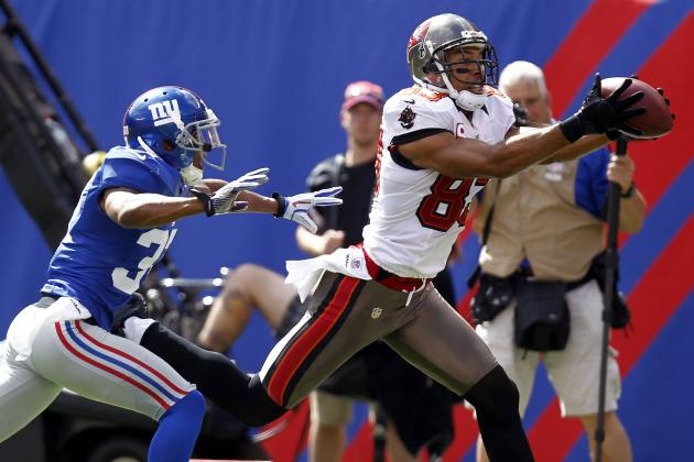 Buccaneers vs. Giants: Tampa Bay's Biggest Winners and Losers from NFL Week 2