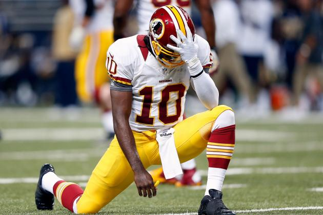 Washington Redskins: 8 Things We Learned from Loss vs. St. Louis