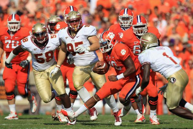 Clemson vs. Florida State: Complete Game Preview