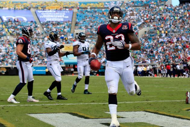 Texans vs. Jaguars: Houston's Biggest Winners and Losers