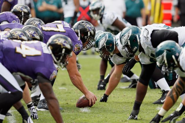 Ravens vs. Eagles: 10 Winners and Losers from Philadelphia Following the 24-23 W