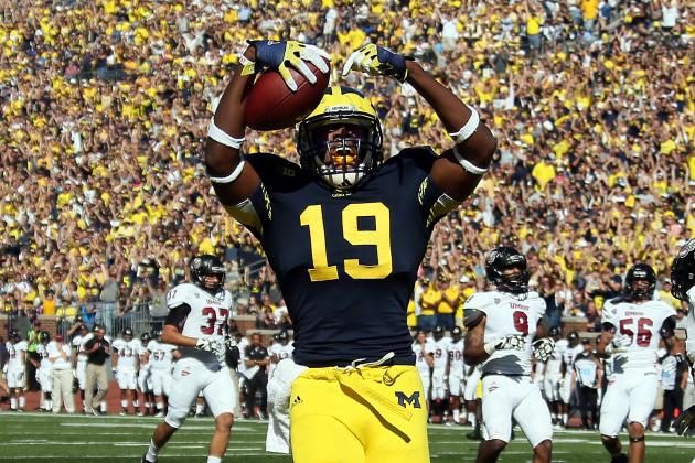 Michigan Football: Winners and Losers from Week 3 Game vs. UMass