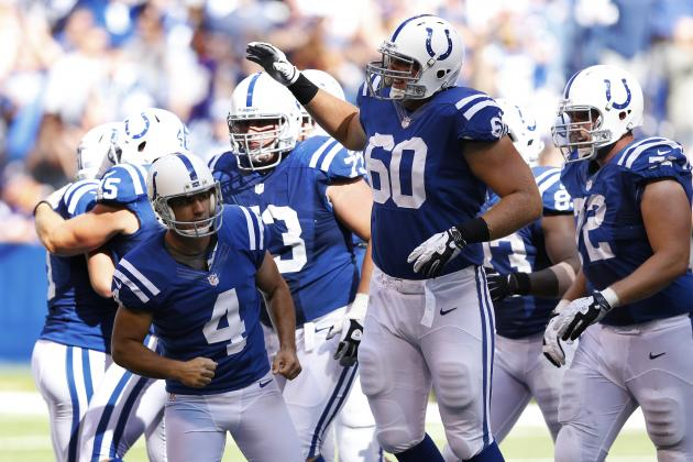 Minnesota Vikings vs. Indianapolis Colts: Biggest Winners and Losers