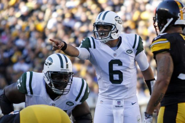 New York Jets vs. Pittsburgh Steelers: Final Report Card, Player Grades for Jets