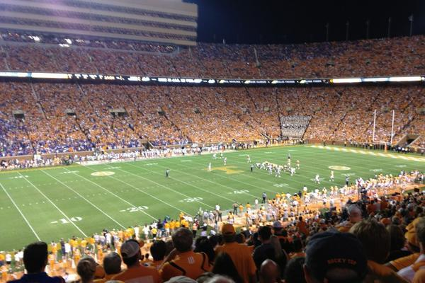 Tennessee Volunteers Football: What We Learned in the Week 3 Game vs. Florida