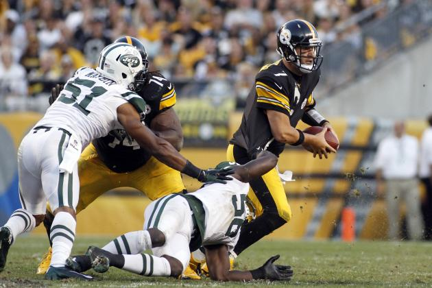 Jets vs. Steelers: New York's Biggest Winners and Losers from NFL Week 2