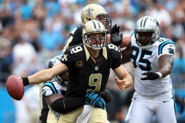 3 Things We Learned in the Saints' 35-27 Loss to the Panthers