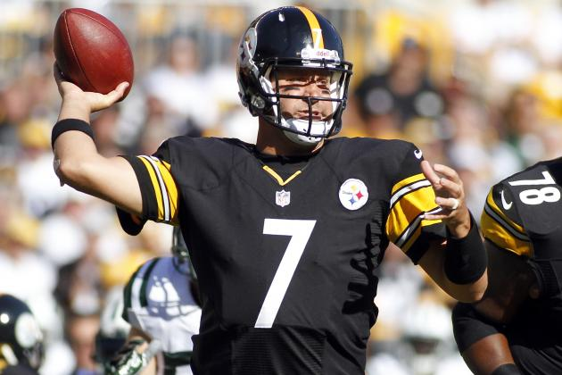Jets vs. Steelers: Pittsburgh's Biggest Winners and Losers from NFL Week 2