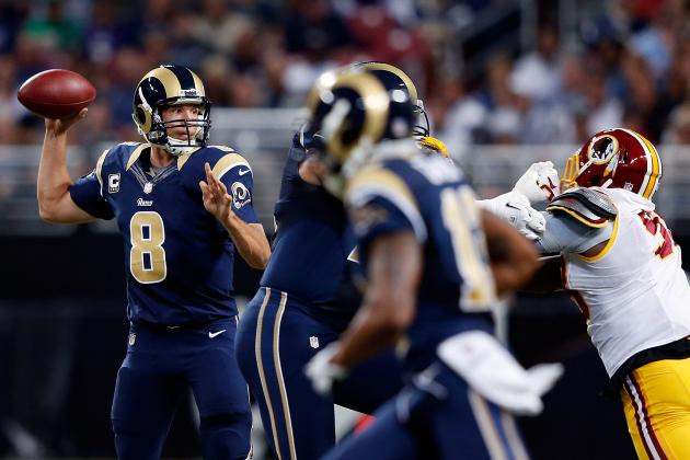 St. Louis Rams: Winners and Losers in Week 2 Win Over the 'Skins