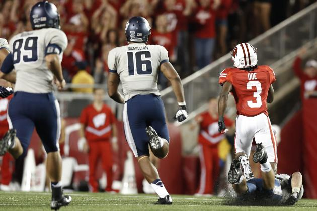 Wisconsin Football: 5 Biggest Storylines Following Win Against Utah State