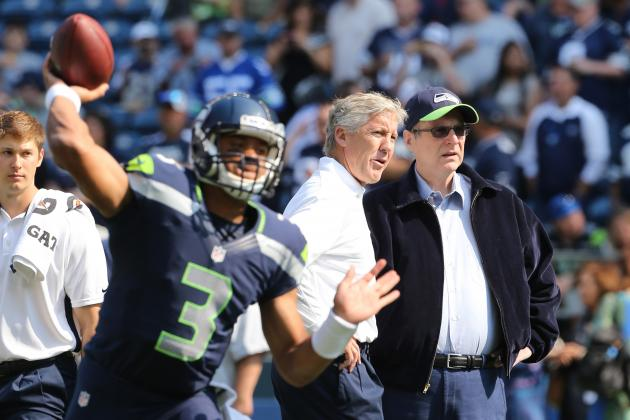 Biggest Winners and Losers from Seattle's 27-7 Victory over Dallas