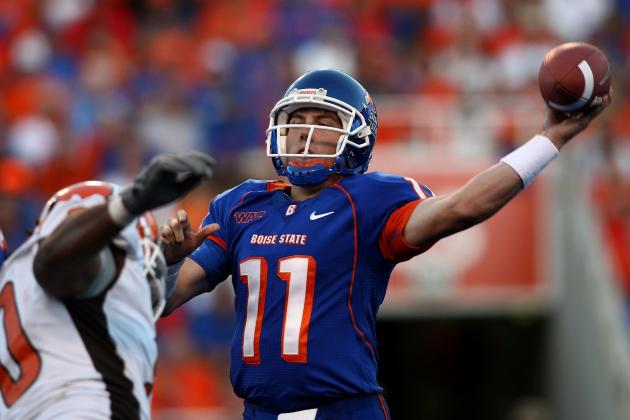 Boise State Football: Joe Southwick's First Two Starts vs. Kellen Moore's