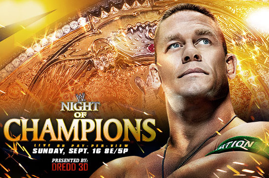 WWE Night of Champions 2012 Results: Questions Answered and Lessons Learned