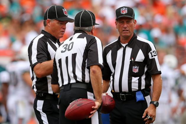 Official Review: Making the Call on NFL Week 2's Most Controversial Decisions