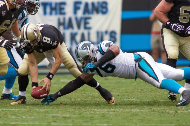 Saints vs. Panthers: 5 Things We Learned from New Orleans 35-27 Loss