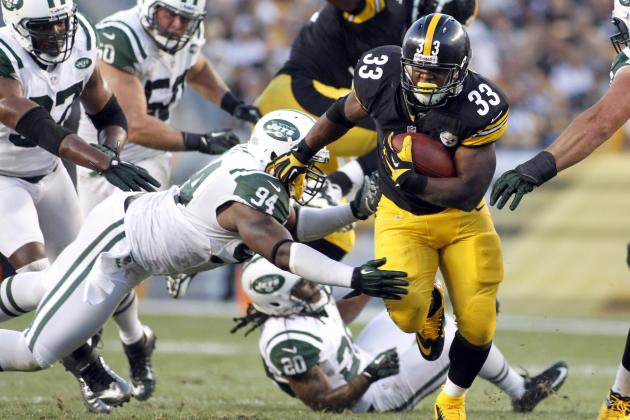 Steelers vs. Jets: 6 Things We Learned from Pittsburgh's 27-10 Win
