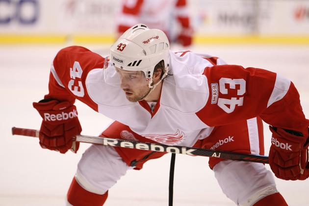 Detroit Red Wings: 3 Players Who Will Benefit from NHL Work Stoppage