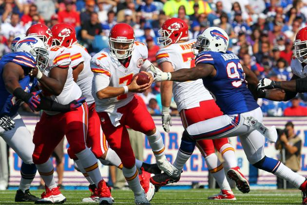 Chiefs vs. Bills: 5 Things We Learned in Kansas City's 35-17 Loss