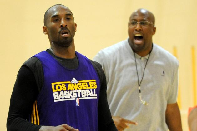 The L.A. Lakers' Top 5 Training Camp Stories