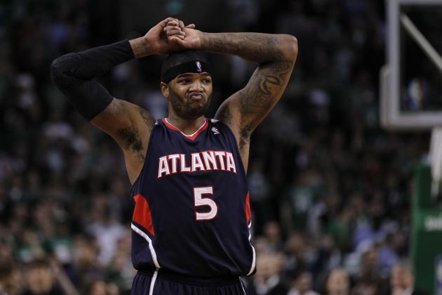 One Burning Question Facing Each Member of the Atlanta Hawks in 2012-13