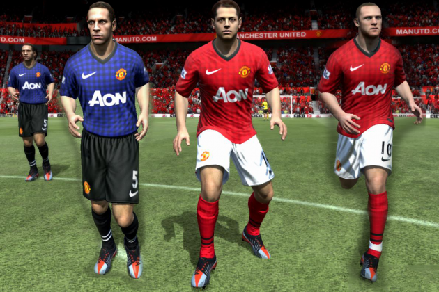 FIFA 13: Predicting Player Ratings for Manchester United
