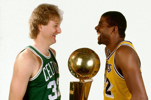 Los Angeles Lakers' Top 10 Rivals of All Time