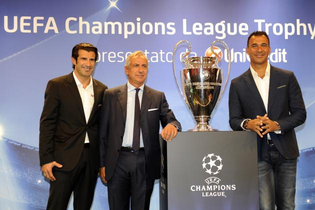 UEFA Champions League: Power Ranking Each Team's Odds of Winning the 2013 Title