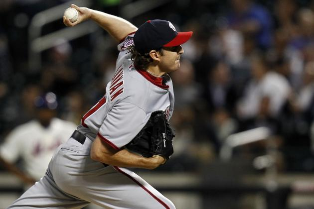 Washington Nationals: 3 Good Reasons John Lannan Can Replace Stephen Strasburg