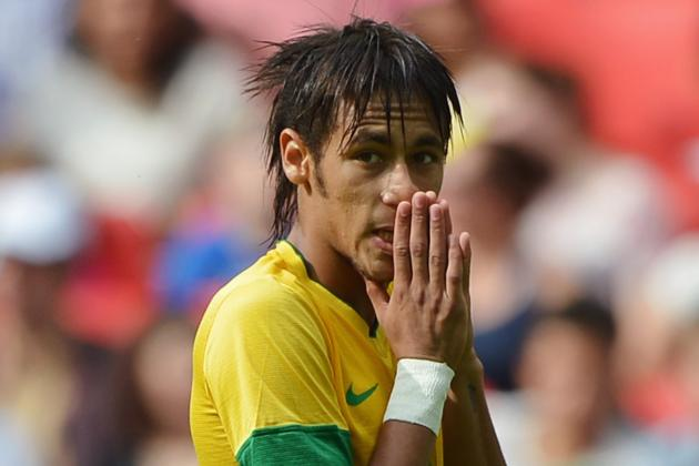 Manchester United Transfers: Why Neymar Is Not the Right Fit at Old Trafford