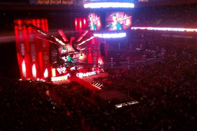 WWE Night of Champions: 5 Things I Learned After Being Part of the Live Event